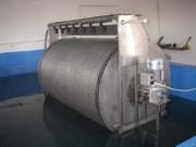 Самопромывной механический фильтр барабанного типа (drum filter) 100 м