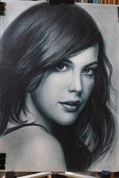 портрет по фото на заказ выполнит профессиональный художник