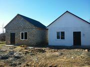 3 дома на участке 4 сот