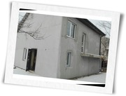 Дом с газом и гаражом. Дизайнерский проект