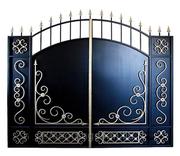 Изготовлю: металлические ворота,  двери,  лестницы,  ограждения.