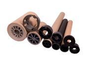 Пластиковые пробки-заглушки для картонных втулок, гильз, шпуль