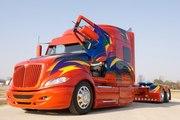 Рихтовка,  покраска,  аэрография,  брендирование грузовых авто