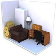 Услуги хранения офисной мебели,  техники и документации в Крыму