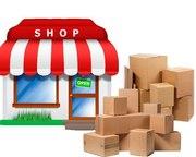 Переезды магазинов! Хранение товаров и оборудования в Симферополе