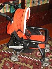Продам детскую коляску «chicco»