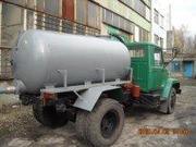 ассенизатор газ 4301 дизель