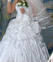 Продам своё Свадебное платье в идеальном состоянии