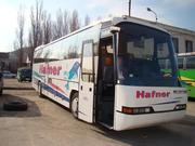 Заказ автобуса,  пассажирские перевозки