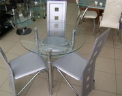 Cтолы из стекла,  стулья,  cамые низкие цены,   доставка во всех городах