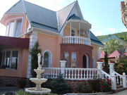 гостиный двор Эмине-Баир